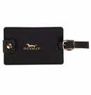 Scout Bags Dog Tag-Black