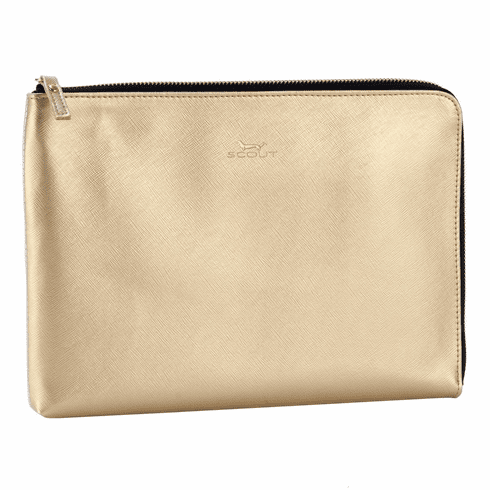 Scout Zip File - Gold & Silver Wink