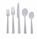 Simon Pearce Hanover 5-Piece Flatware Set