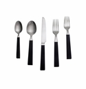 Simon Pearce Westport 5-Piece Flatware Set