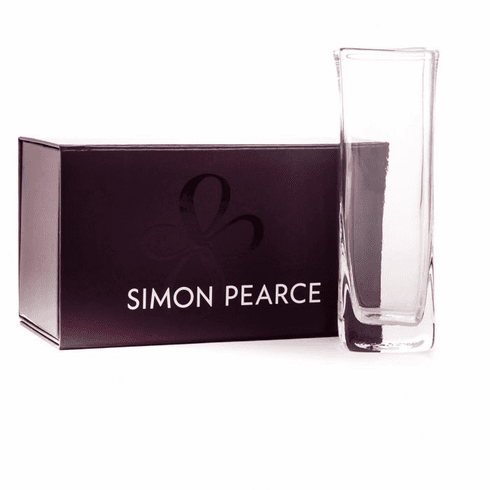 Simon Pearce Woodbury Bud Vase in Gift Box
