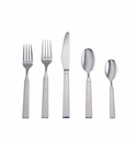 Simon Pearce Woodstock 5-Piece Flatware Set