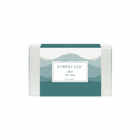 Simpatico 8oz Bar Soap - Skye