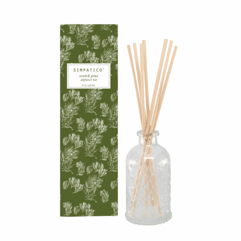 Simpatico 8oz Diffuser Kit - Fern