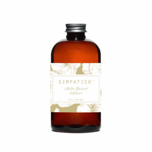 Simpatico 8oz Diffuser Oil Refill - White Flower