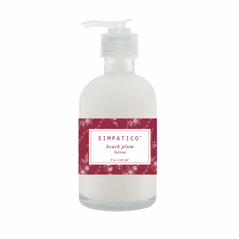Simpatico 8oz Lotion - Beach Plum