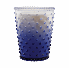 Simpatico Hobnail Candle Limited Edition Patchouli Violet (No. 63)