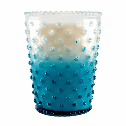 Simpatico Hobnail Glass Candle Limited Edition Milkweed (No. 62)