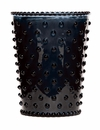 Simpatico Hobnail Glass Candle Midnight (No. 88)
