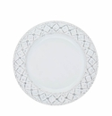 Skyros Designs Alegria Salad Simply White with Silver