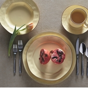 Skyros Designs Cantaria Almost Yellow Dinnerware