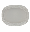 Skyros Designs Historia Large Oval Platter Greystone