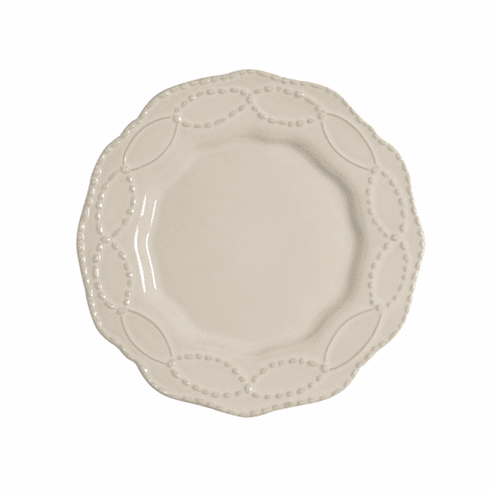 Skyros Designs Legado Salad Plate - Plain Pebble
