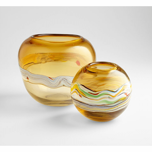 Small Bianca Vase by Cyan Design