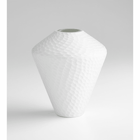 Small Buttercream Vase by Cyan Design