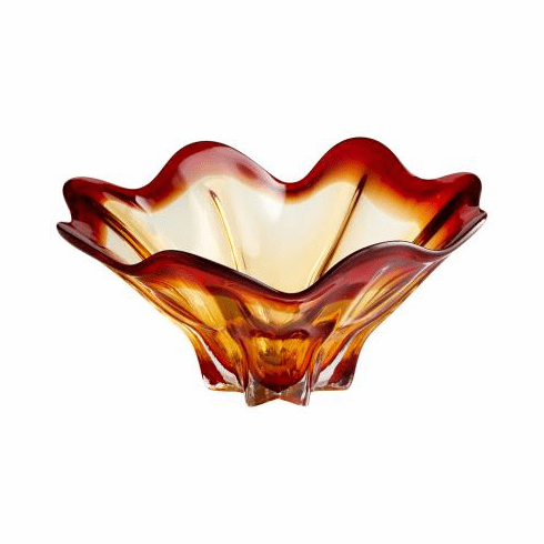 Small Lily Bowl by Cyan Design