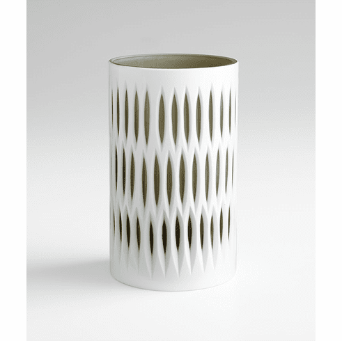 Small Marquise Vase by Cyan Design