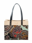 Spartina 449 Cora AKA Monogram Excursion Tote