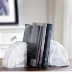 SPI Home Agate Bookends