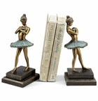 SPI Home Ballerina Bookends