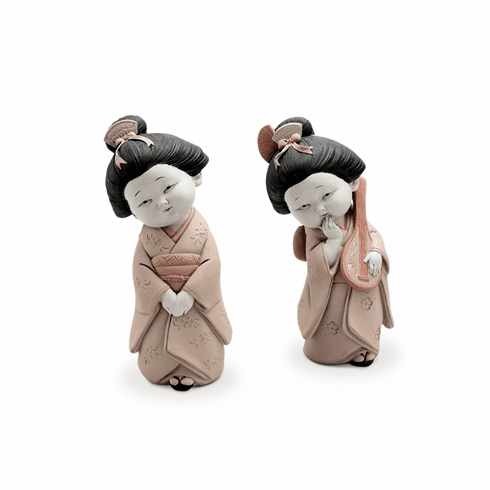SPI Home Bashful Entertainers Set of 2