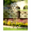 SPI Home Bees and Honeycomb Windchime