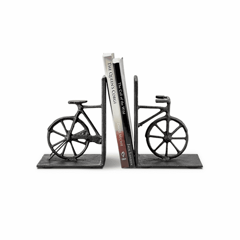 SPI Home Bicycle Bookends Pair