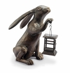 SPI Home Big Bunny LED Garden Lantern
