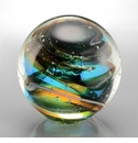 SPI Home Blue Mosaic Sphere/Paperweight