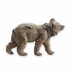 SPI Home Brown Bear Wall Plaque