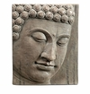 SPI Home Buddha Head Wall Hanging