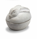 SPI Home Bunny Jewelry Boxes Pack of 4