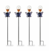 SPI Home Butterfly LED Light Garden Stakes Set of 4