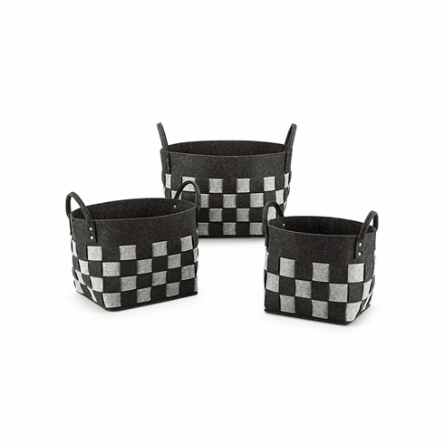 SPI Home Crosshatch Checkerboard Patter