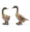 SPI Home Darling Duck Pair Garden Sculpture