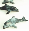 SPI Home Diving Dolphin Minimals Set of 3