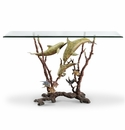 SPI Home Dolphin Trio Console Table