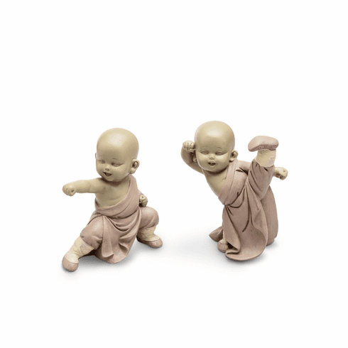 SPI Home Fighting Monks Set of 2