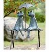 SPI Home Frog Lovers Garden Sculpture