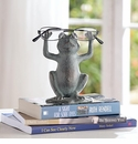 SPI Home Frog on Lilypad Eyeglass Stand