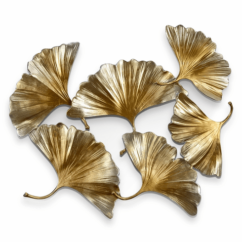SPI Home Gingko Leaf Wall Hanging