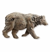 SPI Home Grizzly Bear Wall Plaque