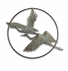 SPI Home Herons in Flight Garden Wall Hanging