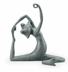 SPI Home Limber Yoga Frog Garden Sculpture