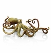 SPI Home Octopus Tan Hot Patina Sculpture