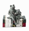 SPI Home Parent & Kid Reading Frog Shelf Sitter