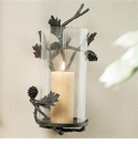 SPI Home Pinecone Wall Sconce