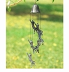SPI Home Pouncing Cat Windchime