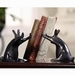 SPI Home Rabbit Pushing Books Bookends
