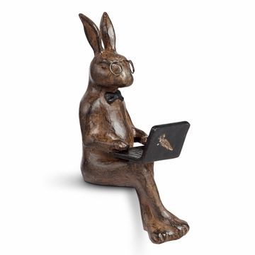SPI Home Rabbit Telecommuter Shelf Sitter